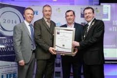 Best Casual Dining - Monaghan 2014