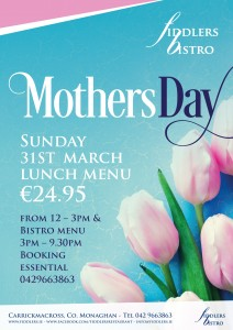 mothers day poster 2019